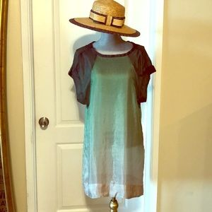 Beach silky dresss